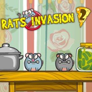 Invasão dos ratos