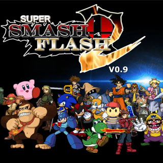 Super Smash Flash 2 – v0.9