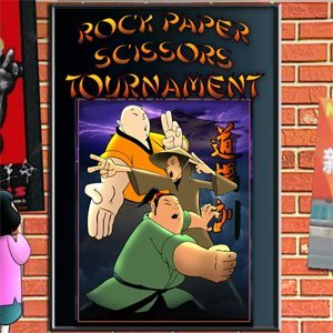 Rock Paper Scissors Tournament