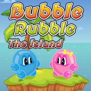 Bubble Rubble – The island