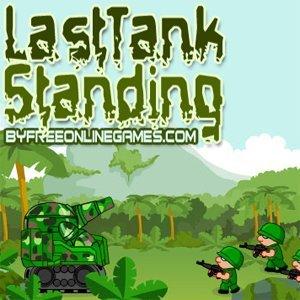 Last Tank Standing