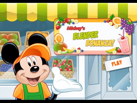 Mickey's Blender Bonanz