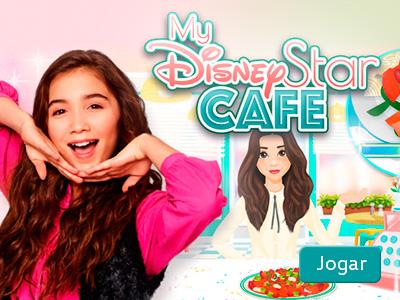 Disney café star