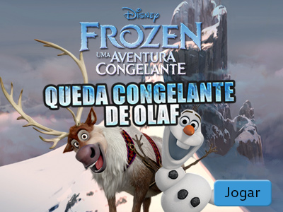 Frozen: Queda Congelante de Olaf