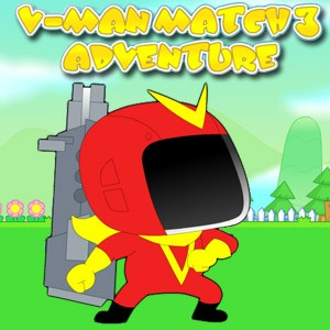 Vman Match 3 Adventure