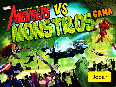 Avengers vs. Monstros