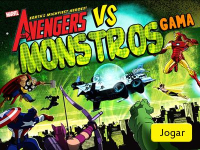 Avengers vs. Monstros