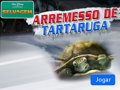 Arremesso de tartaruga