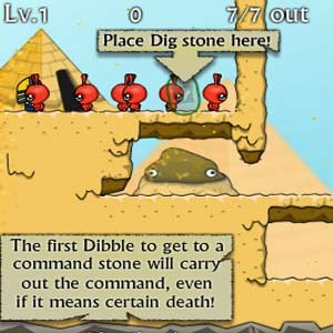 Dibbles 3: Desert Despair