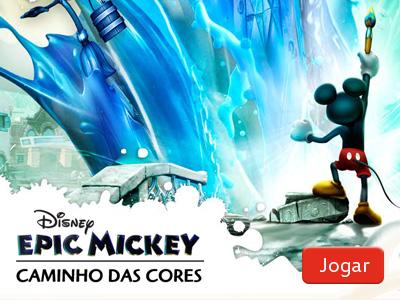 Epic Mickey: Caminho Das Cores