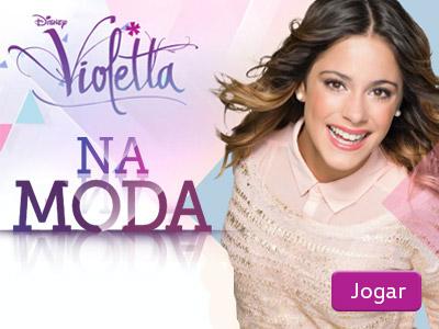 Violetta Na Moda