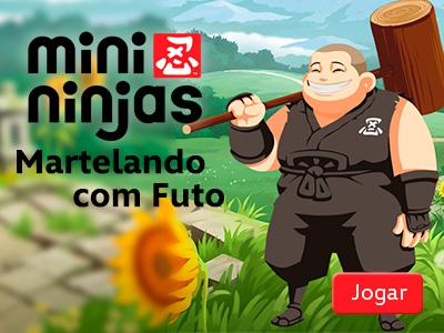 Mini Ninjas – Martelando com Futo