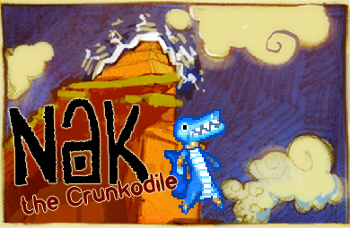 Nak the Crunkodile