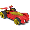 Cartoon 3D Racing Car