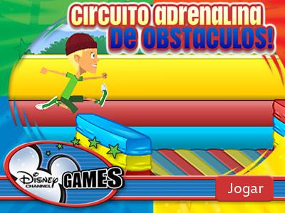 Circuito adrenalina de obstáculos