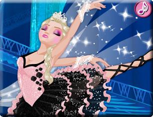 Elsa bailarina