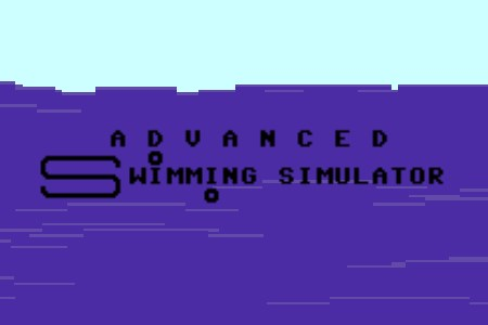 Advanced Advanced Swimming Simulator