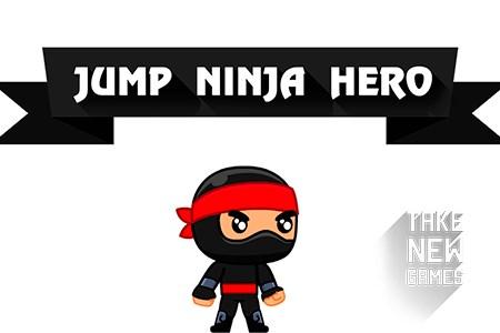 Jump Ninja Hero!