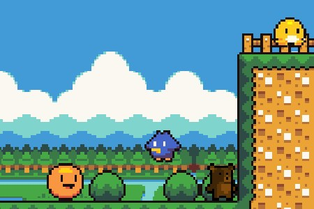 Pixel Bear Adventure