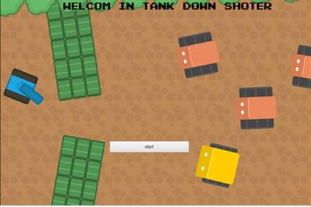 tank down shoter