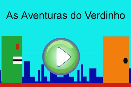 As Aventuras do Verdinho / The Adventures of Little Green