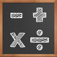 Chalkboard Sums