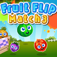 Fruit Flip Match 3