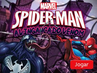 Homem aranha – A vingança do Venom