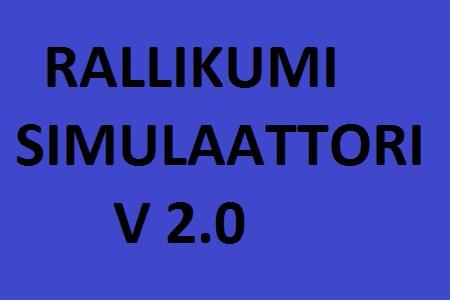 Rallikumi simulaattori 2
