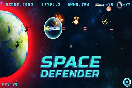 Space Defender HD