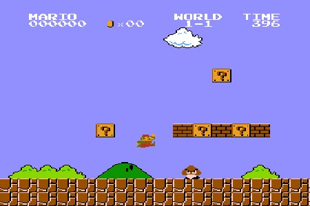 Super Mario Bros. Builder
