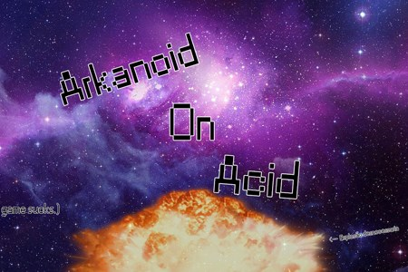 Arkanoid on acid