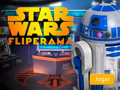 Fliperama do Star Wars