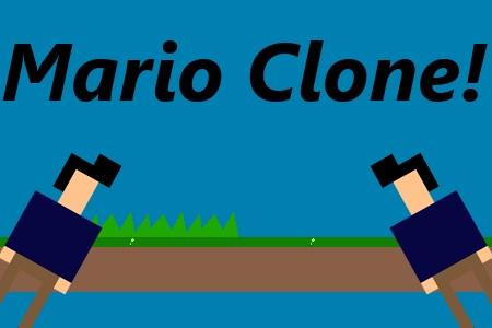 Mario Clone!