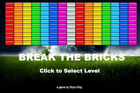 Break The Bricks