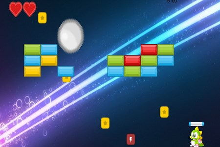 Bubble Blocks Game