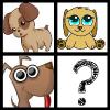 Cartoon Puppys memory Match