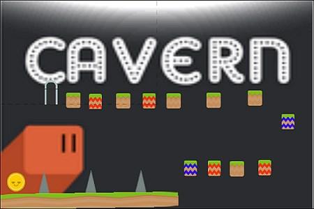 Cavern Platformer