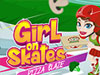 Girl on Skates: Pizza Mania