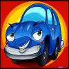 Blue Kids Cartoon Toy