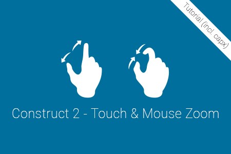 Game Template 10 – Touch & Mouse Zoom