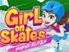 Girl on Skates: Paper Blaze