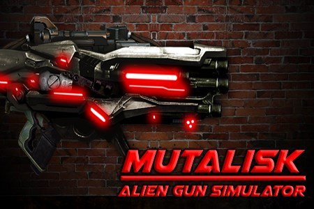 Mutalisk: Alien Gun Simulator DEMO