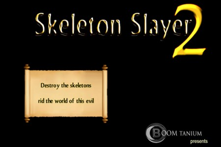 Skeleton Slayer 2