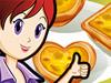 Banana Egg Tarts: Sara's Cooking Class
