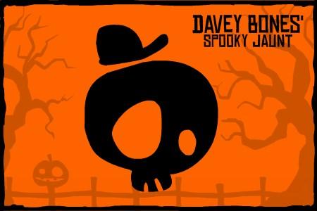 "Davey Bones"" Spooky Jaunt"