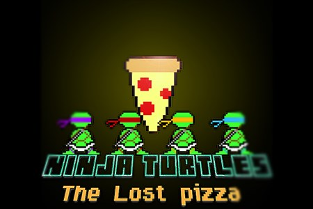 Ninja Turtles The Lost Pizza