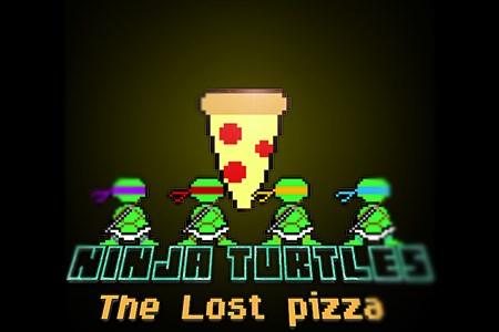 Ninja Turtles The Lost Pizza
