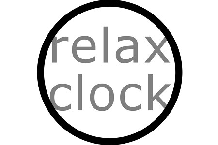 relax clock [nongame]