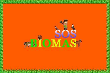 SOS Biomas